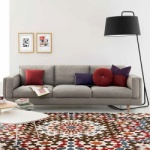 Calligaris Metro High Sofa